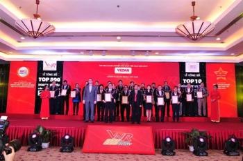 Vedan VN tiếp tục được vinh danh trong Top 500 DN lớn nhất Việt Nam năm 2018