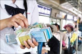 Trợ giá xe buýt