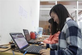 9 hồ sơ nộp qua Hệ thống dịch vụ công trực tuyến của Hải quan