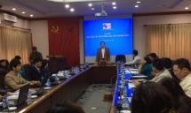 Tọa đàm về sở hữu trí tuệ cho các phóng viên báo chí