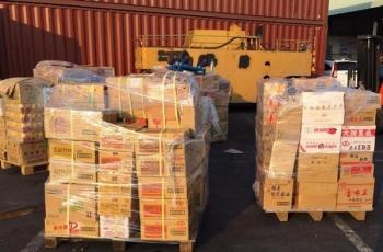 Phát hiện gần 2.000 áo thun NK nghi giả nhãn hiệu nổi tiếng