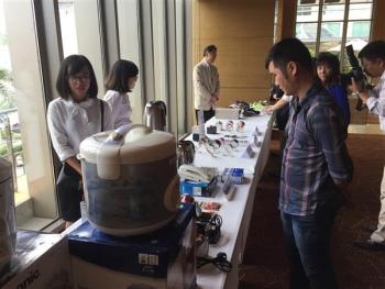 Hàng Nhật bị làm giả được bày bán tràn lan trên thị trường Việt Nam