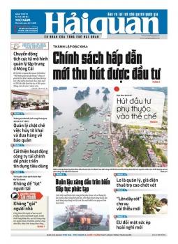 Những tin, bài hấp dẫn trên Báo Hải quan số 62 phát hành ngày 24/5/2018