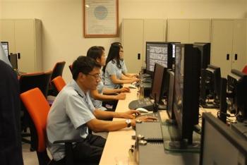 Ứng dụng CNTT tập trung giám sát tại cảng biển, cảng hàng không