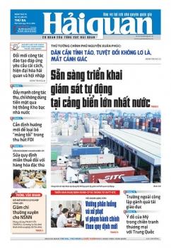 Những tin, bài hấp dẫn trên Báo Hải quan số 73 phát hành ngày 19/6/2018