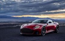 Ra mắt siêu xe Aston Martin DBS Superleggera kế nhiệm Vanquish S