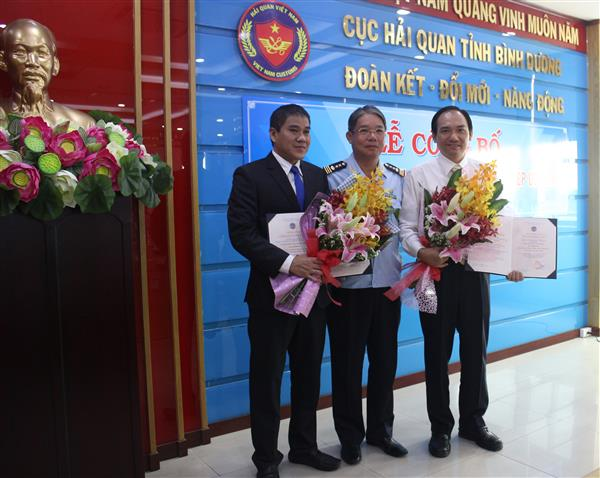 binh duong trao quyet dinh cong nhan uu tien cho 2 doanh nghiep
