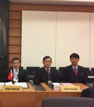 Khai mạc Phiên họp Hội đồng hợp tác Hải quan Thế giới lần thứ 129/130