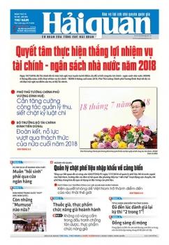 Những tin, bài hấp dẫn trên Báo Hải quan số 86 phát hành ngày 19/7/2018