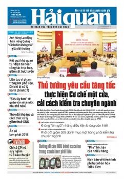 Những tin, bài hấp dẫn trên Báo Hải quan số 89 phát hành ngày 26/7/2018