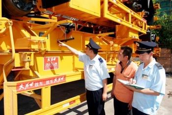 Máy móc NK không để tạo tài sản cố định không được miễn thuế