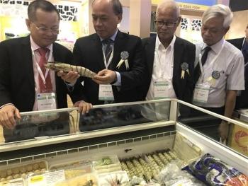 EU -thị trường nhập khẩu tôm lớn nhất của Việt Nam