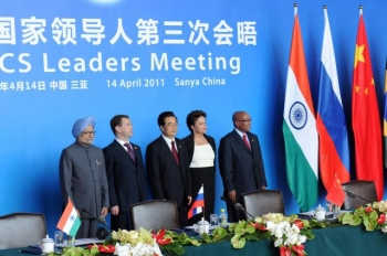 BRICS giải cứu châu Âu