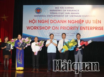 Chương trình DN ưu tiên của Việt Nam phù hợp với tiêu chuẩn WCO