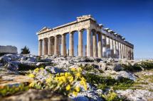 Vinhomes Riverside - The Harmony: Mê hoặc sắc màu Hy Lạp