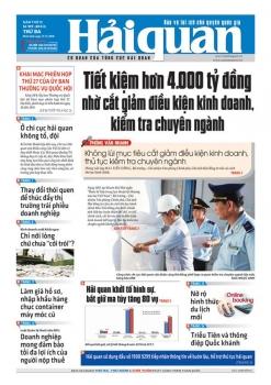 Những tin, bài hấp dẫn trên Báo Hải quan số 109 phát hành ngày 11/9/2018