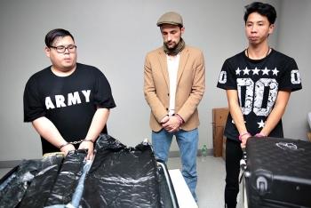 Bắt giữ 27,9 kg ma túy qua đường hàng không