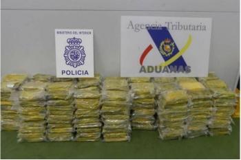 290 kg cocaine trong lô hàng cam nhập khẩu