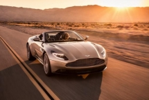 Aston Martin DB11 Volante: Tuyệt tác xe mui trần