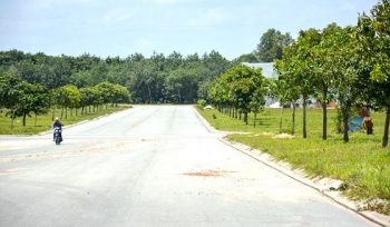 Bất động sản vùng ven TPHCM: Bình Dương - Đìu hiu thành phố mới