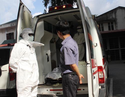 benh vien nhiet doi trung uong san sang ung pho voi ebola