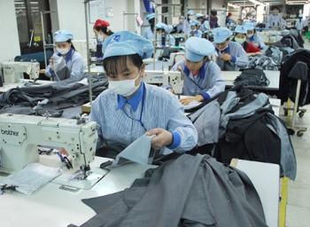 May Việt Tiến được công nhận doanh nghiệp ưu tiên