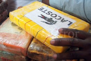 200 kg cocaine đội lốt đường nhập khẩu