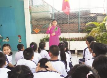 Cô giáo thắp sáng hy vọng cho trẻ khuyết tật