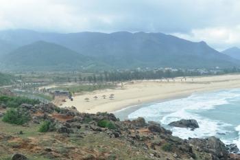 Vunam eco resort: Một địa chỉ du lịch biển lý thú của Bình Định