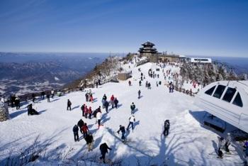 Trượt tuyết tại Hàn Quốc, hơn cả một trải nghiệm