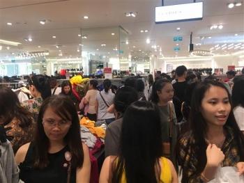 TPHCM sôi động mua sắm ngày Black Friday 2018