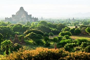 Tĩnh lặng Bagan
