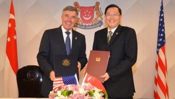 Singapore- Mỹ: Ký kết thỏa thuận thông quan nhanh hàng hóa