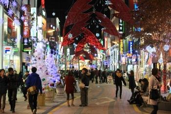 Những điểm đón Giáng sinh và năm mới hấp dẫn nhất châu Á