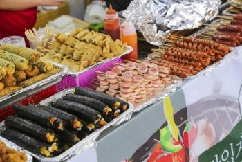 Tưng bừng Lễ hội Văn hóa và Ẩm thực Việt Nam - Hàn Quốc 2018