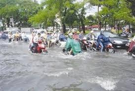 Thành phố sau cơn mưa