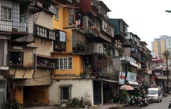 Nhận diện, phân loại rõ từng loại chung cư trong cải tạo chung cư cũ