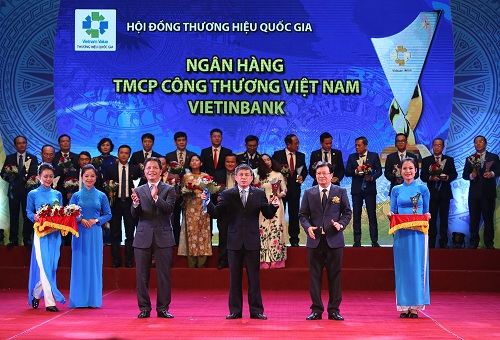 vietinbank lan thu 5 lien tiep dat giai thuong hieu quoc gia