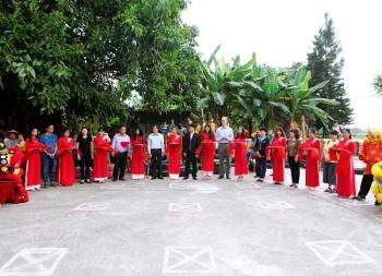 Ford Việt Nam xây dựng sân chơi tái chế cho trẻ em