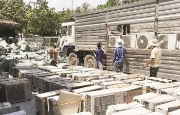 Hải quan xử lý hàng trăm vụ vi phạm ở biên giới Tây Nam