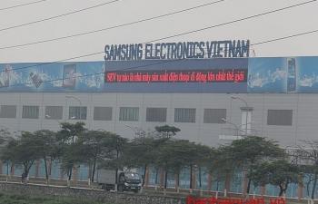 Samsung HCMC CE Complex được gia hạn ưu tiên về hải quan
