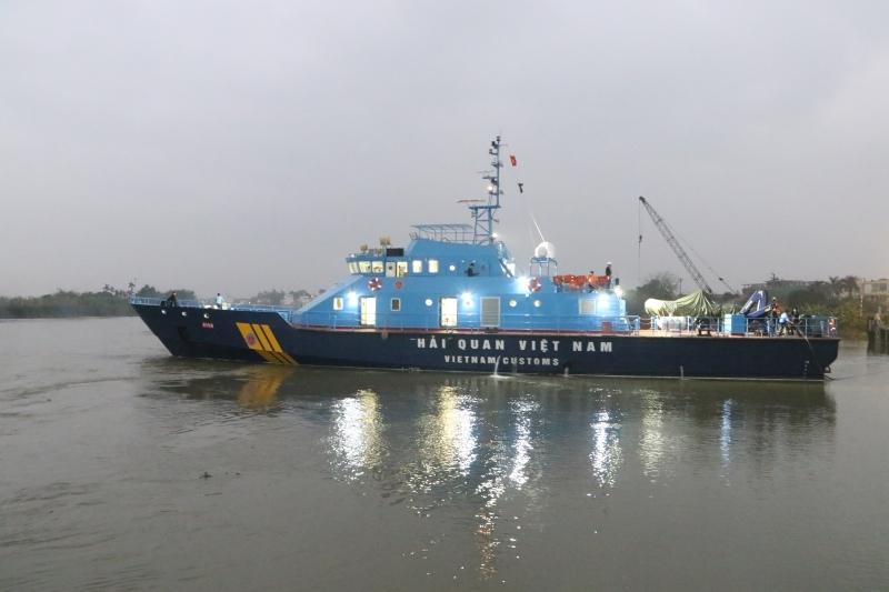 Infographics: Tàu tuần tra và trang thiết bị hiện đại được ngành Hải quan đưa vào sử dụng năm 2020