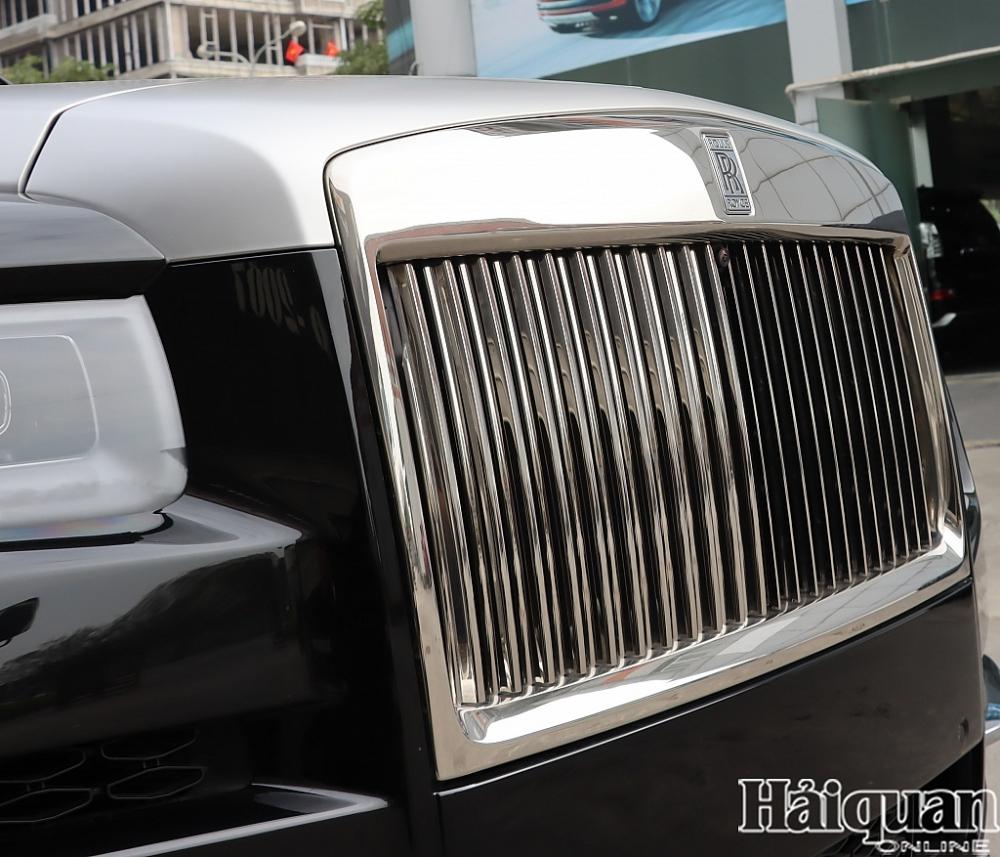Chiêm ngưỡng siêu xe ROLL ROYCE Cullinan 40 tỷ ở Hà Nội