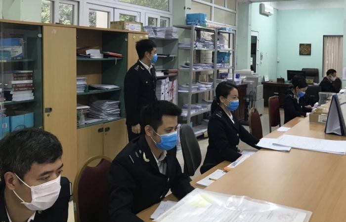 Hải quan Hải Phòng: Công chức ở Hải Dương và vùng dịch được làm việc từ xa