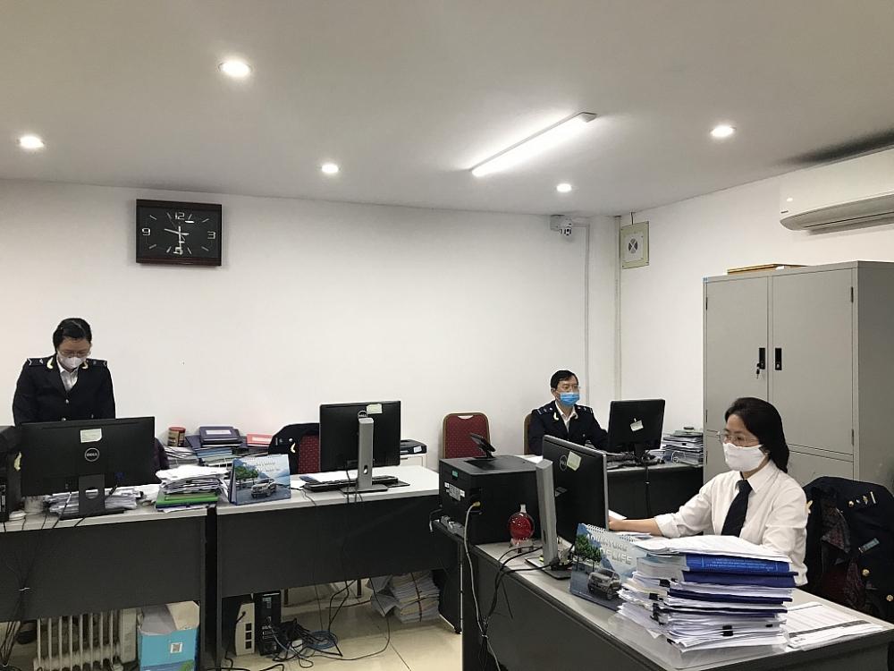 Tờ khai luồng Xanh tại Hải quan Hải Phòng tăng mạnh 14,3%