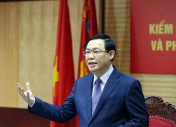 Phó Thủ tướng Vương Đình Huệ: Cần tạo bứt phá trong thực hiện Cơ chế một cửa quốc gia