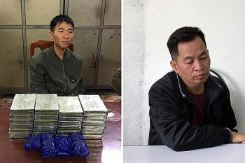Hải quan Cao Bằng phối hợp bắt giữ 24 bánh heroin