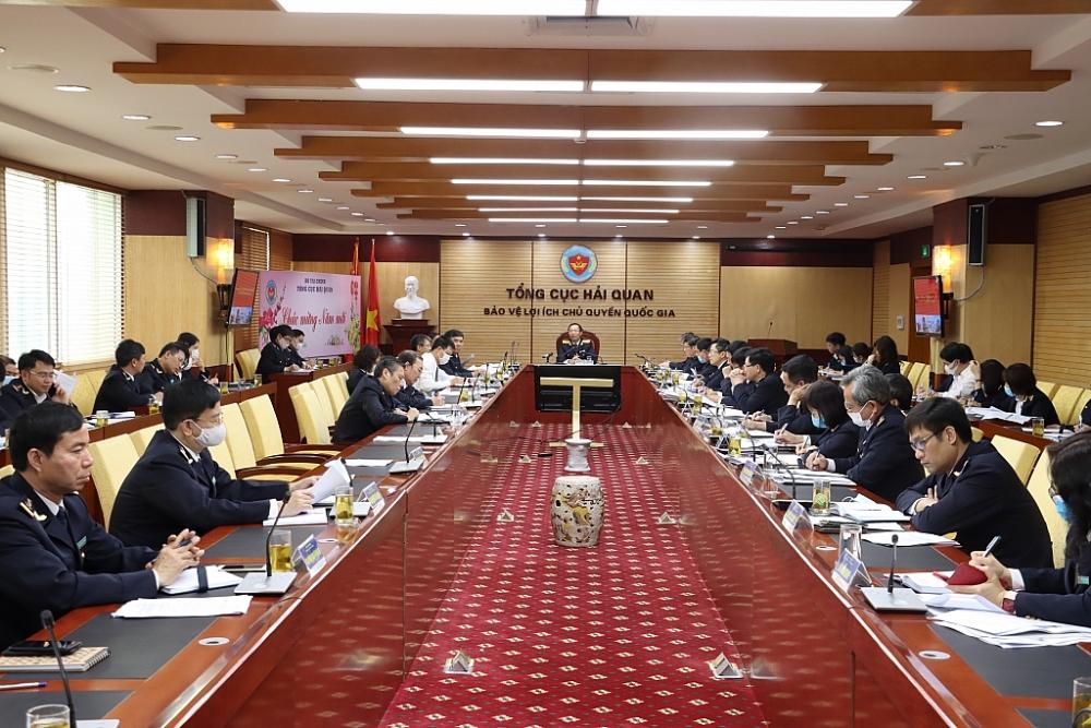 Tổng cục Hải quan lập Ban chỉ đạo về thuê dịch vụ công nghệ thông tin
