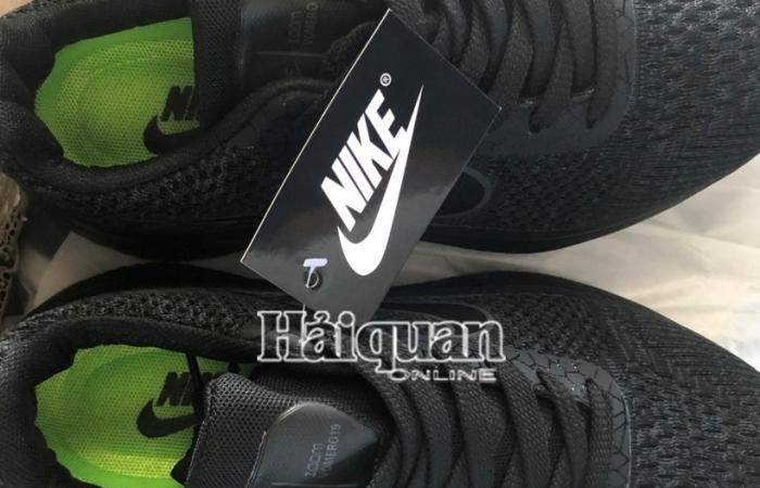 Phát hiện hàng giả mạo nhãn hiệu Adidas, Nike từ Trung Quốc vào Móng Cái, Quảng Ninh