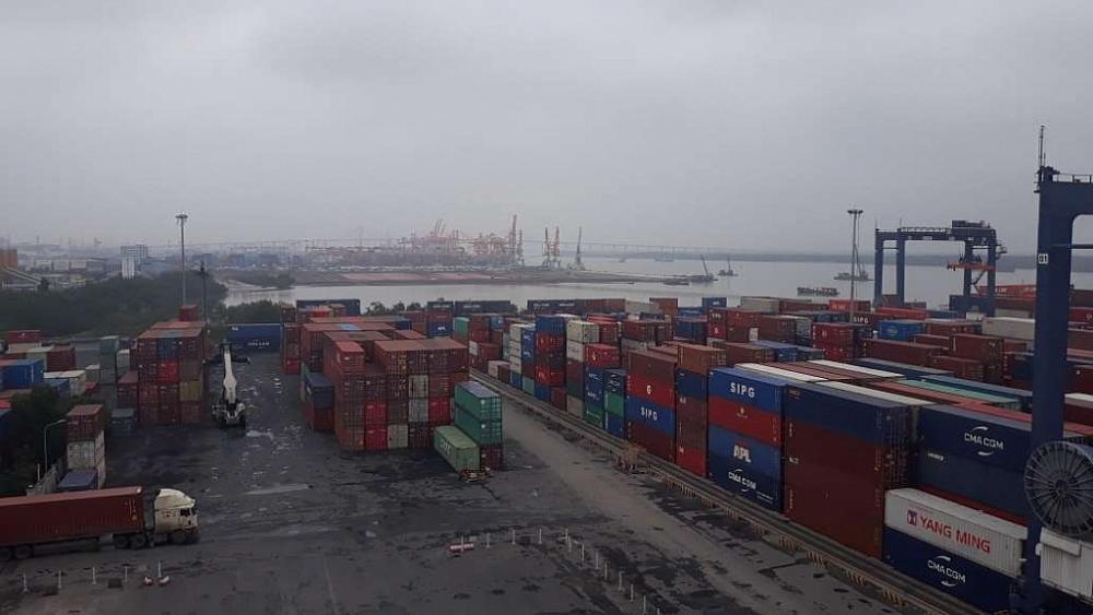 Hải quan Hải Phòng thông quan gần 900 tờ khai dịp Tết Tân Sửu 2021